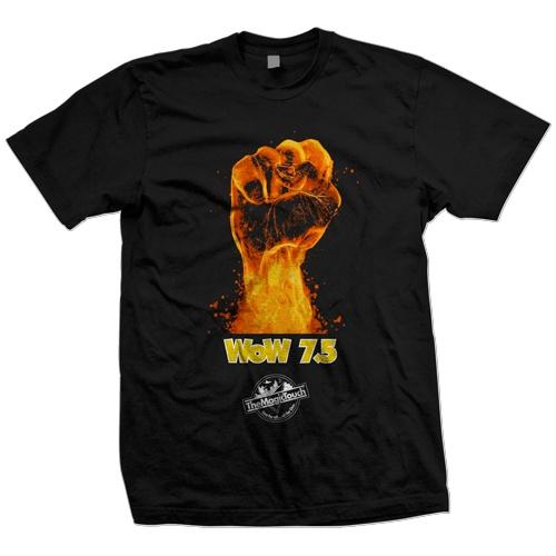 wow-transferpapir-svart-tskjorte-fire-fist http://www.themagictouch.no