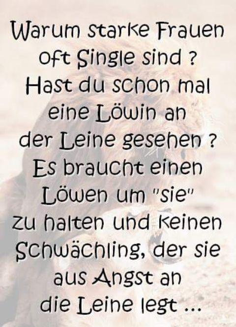 Warum frauen single sind