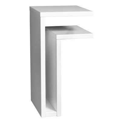 F shelf är en smart väggupphängd hylla från Maze int. Frigör värdefull...