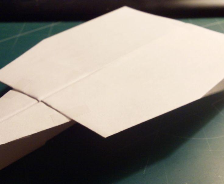how to make a paper gun that shoots far
