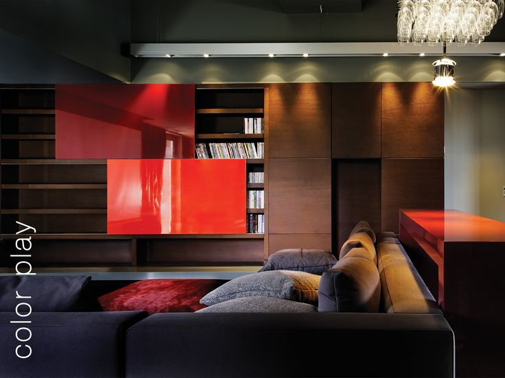 Kronospans Mirror Gloss Range Of Surfaces Opens Up A Wide Array Possibilities And Applications For