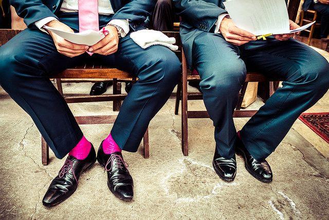 Panowie Młodzi dopasowaliście już skarpetki do ślubnych butów i garnituru? http://www.slubmisja.pl/obuwie-do-slubu-dla-pana-mlodego/