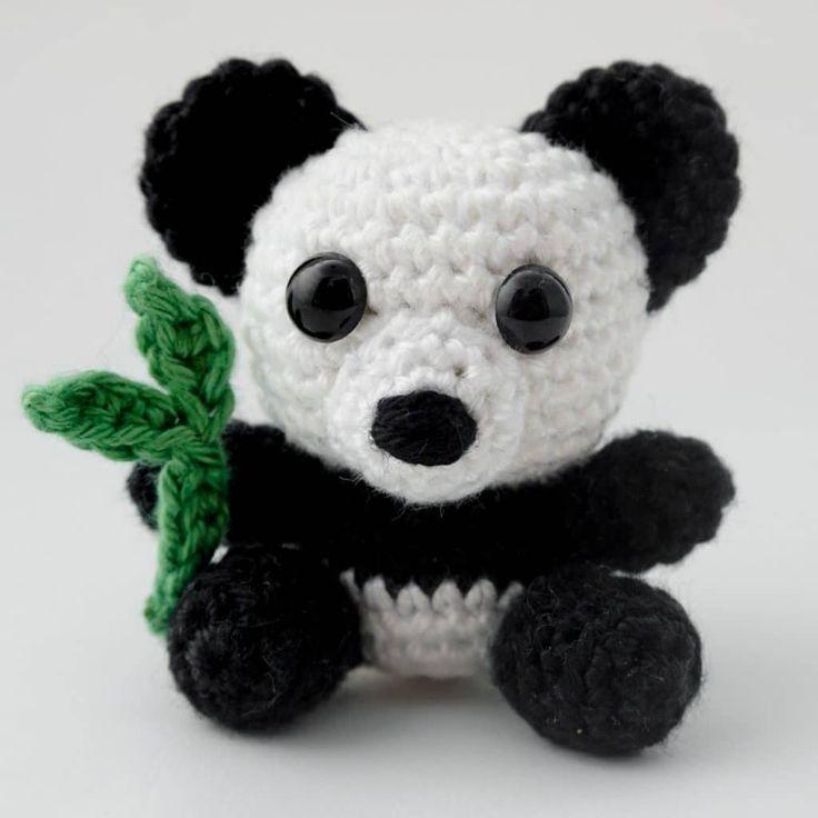 87 best DIY Häkeln - Pandabär images on Pinterest   Häkeltiere ...