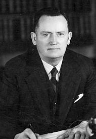 :Frank Forde....Deputy Party Leader under Curtin. On Curtin's death, served as interim Prime Minister until Labor Party leadership election. Defeated by Ben Chifley in leadership election; reappointed Deputy Party Leader and appointed Minister for Defence.