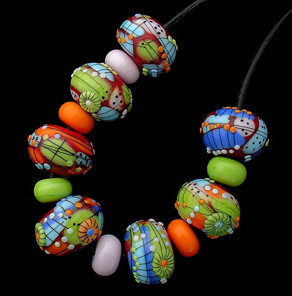 lampwork jewelrybead