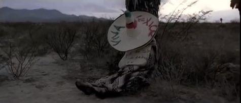 El Narco - una película de narcos mexicana.