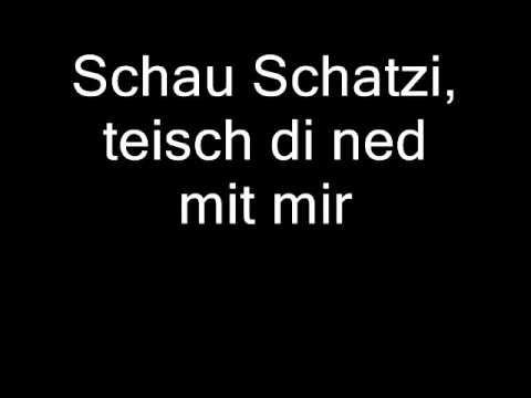 Georg Danzer - Schau Schazi (Lyrics) - YouTube