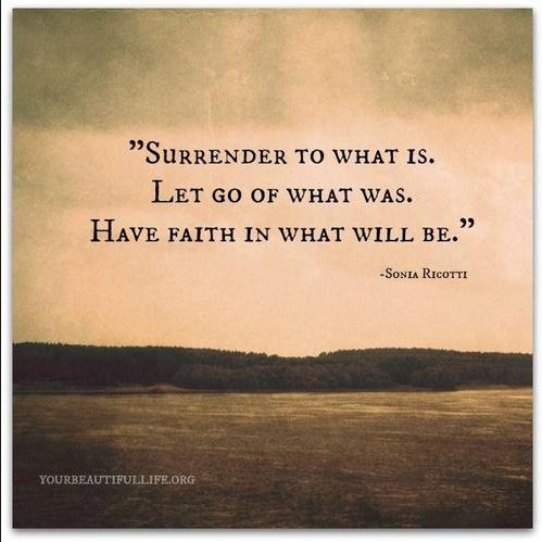 """Easylife Kitchens George would like to end the week with a little inspiration to see you into the challenges of the days ahead. """"Surrender to what is. Let go of what was. Have faith in what will be."""" -Sonia Ricotti. Have a fabulous day. #inspitations #quotes #relaxingsundays"""