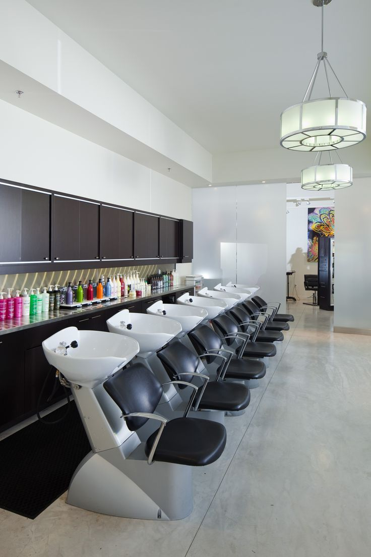 The 73 best Future Salons images on Pinterest | Salon interior ...