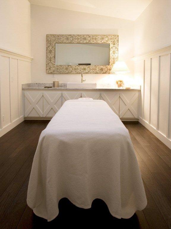 Farmhouse Inn Spa Treatment Room