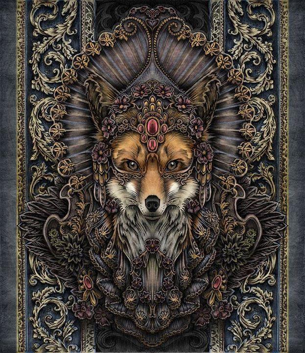 Fox by Bennett Klein