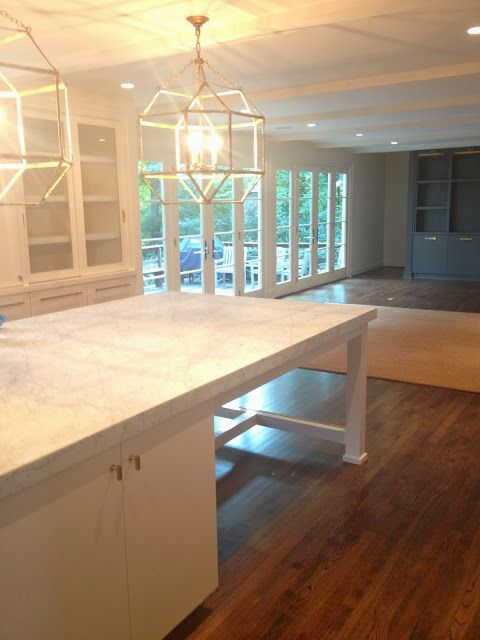 gen's favorite: kitchen+family room renovation