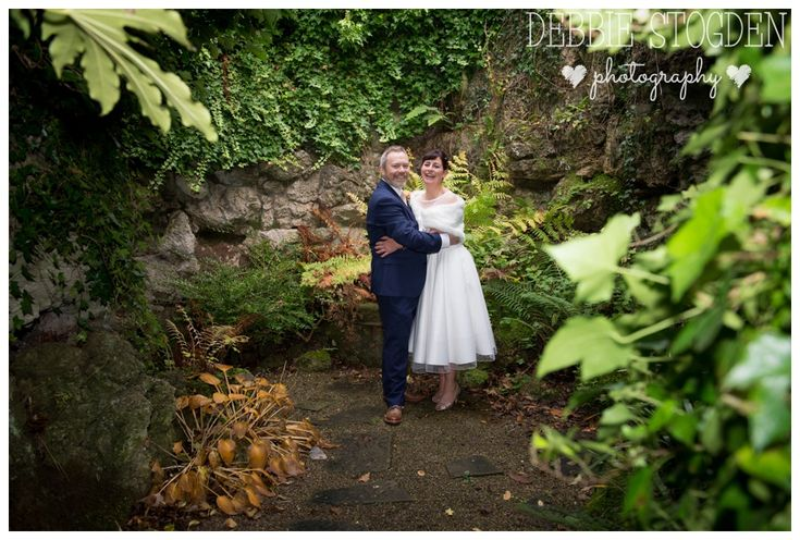 Images from Jackie and John's intimate autumn wedding at Judges Hotel at Kirklevington Hall.
