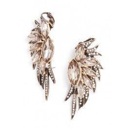 Phoenix Wing Ear Cuffs