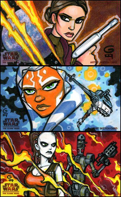 Clone Wars Widevision: Batch 5 by grantgoboom on DeviantArt