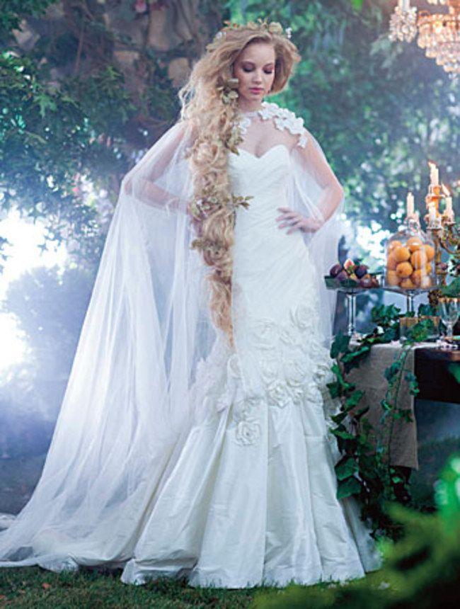 Les princesses Disney ont inspiré ces robes de mariée