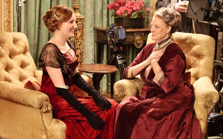 Episode 1 | Slideshow: Behind-the-Scenes | Downton Abbey Season 2 | Masterpiece | PBS