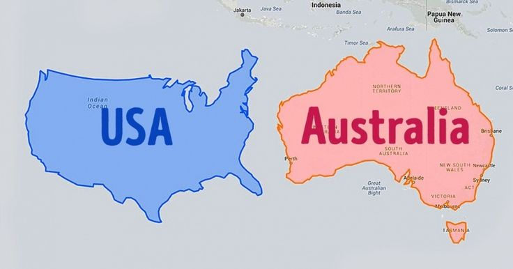 After You've Seen These Maps, Your Image ofthe World Will Never Bethe Same Again!