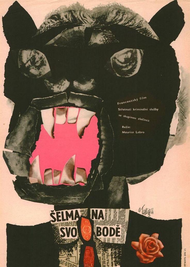 Plakát k filmu Šelmana svobodě