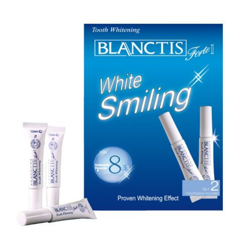 39% OFF!!! [NIBEC] Blanctis Forte II Tooth Whitening Tube Safe Bleaching for 2 Weeks Use