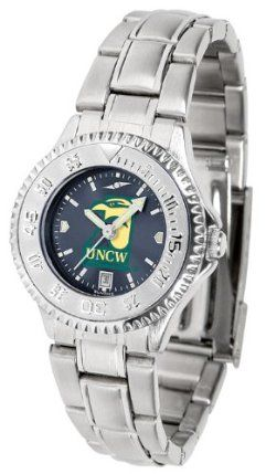 North Carolina At Wilmington, University Of Competitor Anochrome - Steel Band - Ladies - Women's College Watches by Sports Memorabilia. $87.08. Makes a Great Gift!. North Carolina At Wilmington, University Of Competitor Anochrome - Steel Band - Ladies