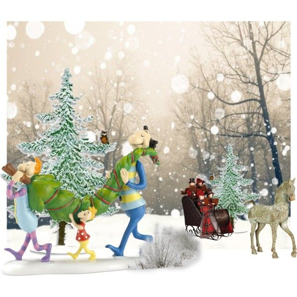 """""""deck the halls with bells of holly"""" by diaparsons on Polyvore"""