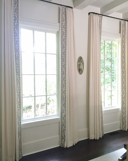 Best 25 Curtain Trim Ideas On Pinterest Pom Pom Curtains Drapery Panels And Girl Curtains