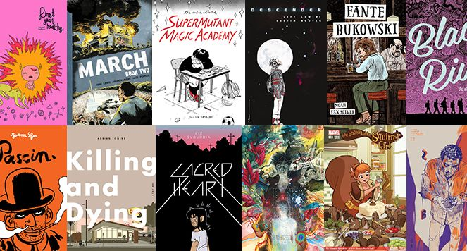 The Best Comic Books of 2015 :: Comics :: Lists :: Paste