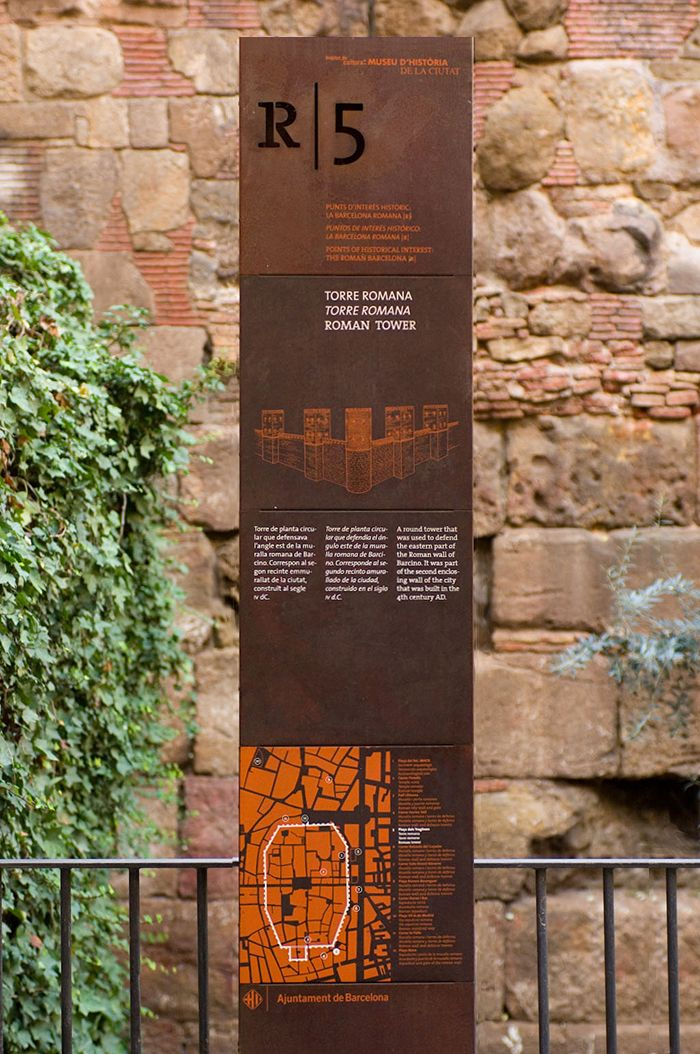 Barcelona Points of Historical Interest