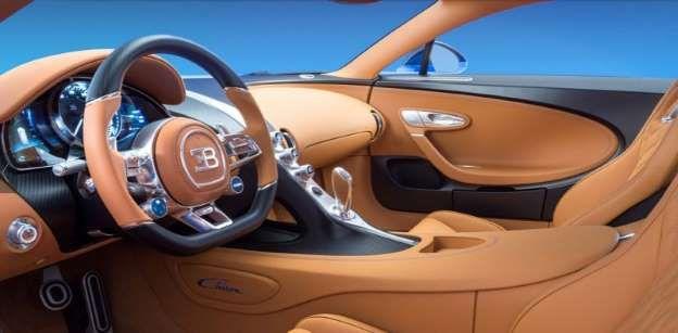 Bugatti Chiron - Foto: Reprodução - Foto: Reprodução