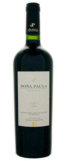 2007 Doña Paula Malbec Mendoza  Te presentamos todas nuestras Bodegas amigas.  La mejor selección de vinos & cervezas importadas con importante stock  Las mejores tablas de Quesos & Fiambres Gourmet de Rosario  HOME www.abarroterosario.com  PINTEREST http://pinterest.com/abarroterosario/  LINKEDIN http://www.linkedin.com/profile/view?id=201396710=tab_pro  GOOGLE PLUS https://plus.google.com/107097700545505997425/posts  TWITTER https://twitter.com/AbarroteRosario