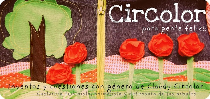 CIRCOLOR - Inventos y cuestiones con género de Claudy Circolor - La Serena - Chile