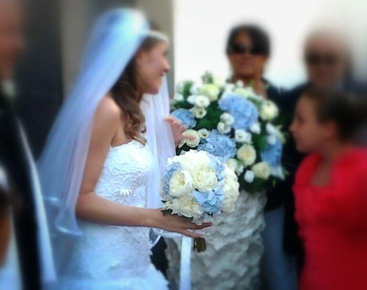 fiori turchesi matrimonio - Cerca con Google