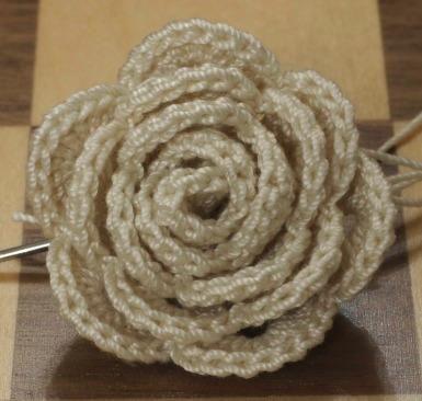 Patroon roos haken - Hobby.blogo.nl