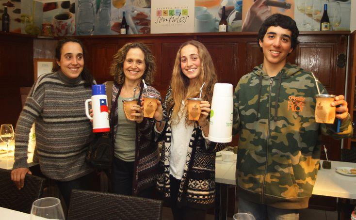 En Chile quieren saber más sobre la yerba mate Argentina