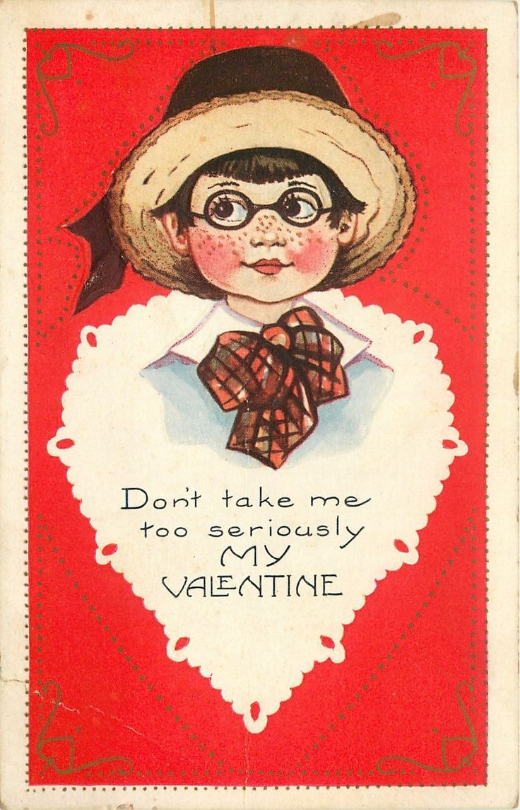395 best Spooky and Wacky Valentines images on Pinterest | Funny ...