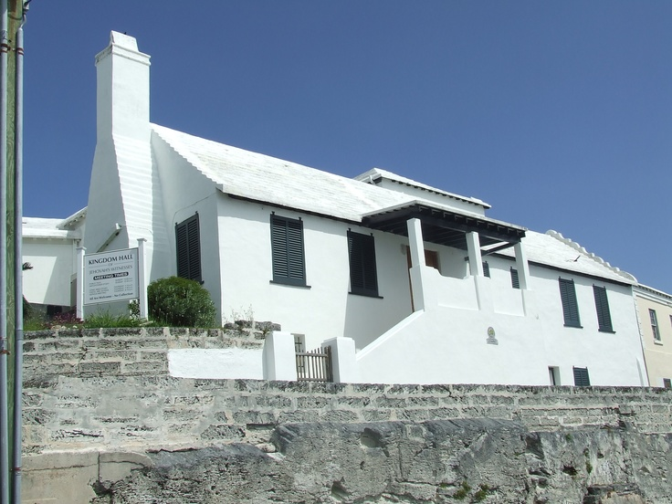 Kingdom Hall of Jehovah's Witnesses, St. George's Bermuda