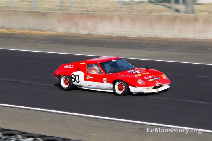 Best Classic Cars Lotus Europa - Historic race at LM Story Le Mans