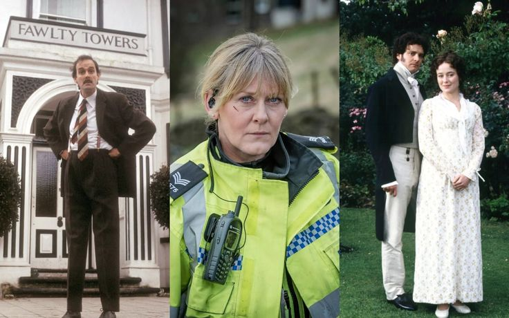 The 100 greatest British TV shows of all time British