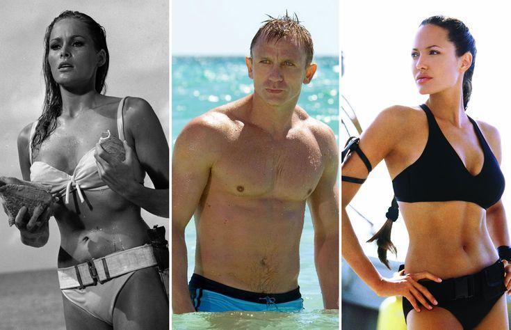 Najlepsze filmowe sceny w kostiumach kąpielowych