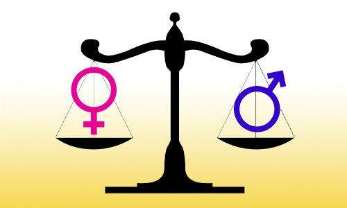 Una de las acepciones es la igualdad de género  que se refiere a que hombres y mujeres somos iguales en derechos y deberes, así por ejemplo hombres y mujeres tenemos derecho a la educación, al afecto, a tener una familia, etc.