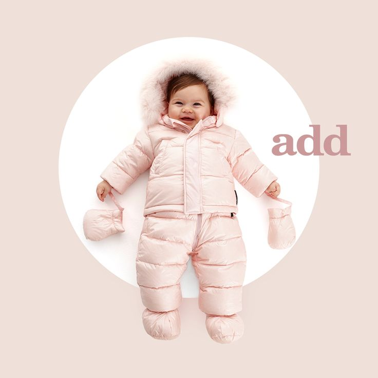 The cutest little thing <3 http://bit.ly/2ekIs1D #addjackets #kidswear