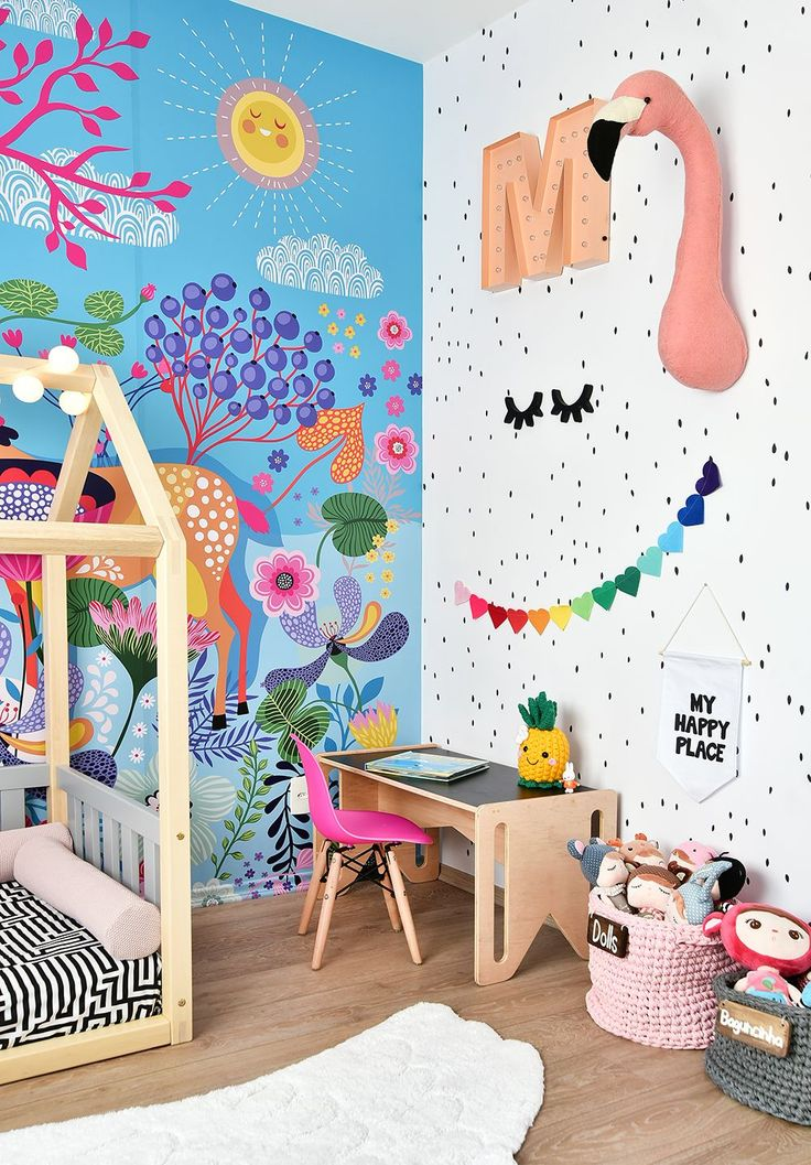 Every child deserves a colorful and super playful room to develop and this project of Gabi Marques was a dream come true! Buy the items in …