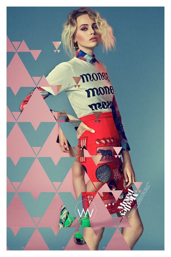 UK: EDITORIAL FASHION: TIM JARVIS Find more from London-based art director, fashion stylist and graphic designer Tim Jarvis on his website and keep up with Mango Popsicle on Facebook.