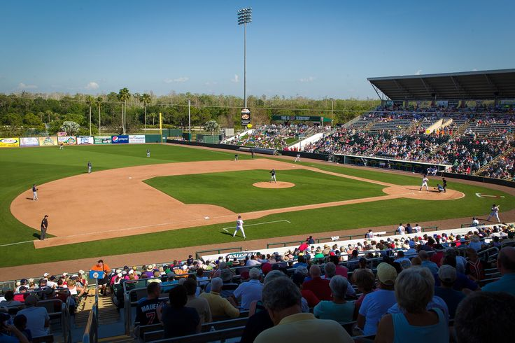 Fort Myers for Spring Training, Twins!