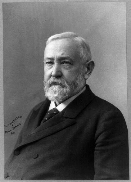 benjamin harrison His support of two major bills contributed to the economic collapse of 1893 and his loss of the election of 1892 to grover cleveland the tariff was not well received by americans who suffered a steep increase in the cost of products some histori.