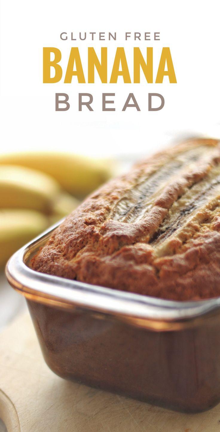 Banana Bread Gluten Free
