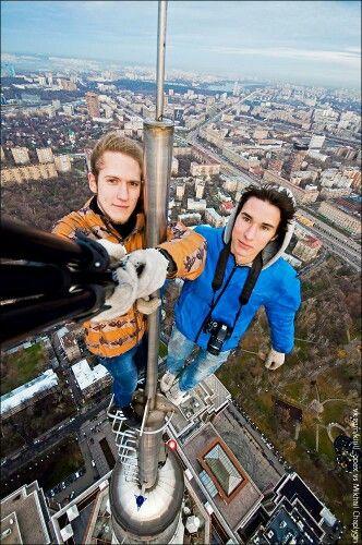 Hacerse una foto así tiene su riesgo, pero todo se compensa al ver el resultado final, una excelente foto.., #Selfie