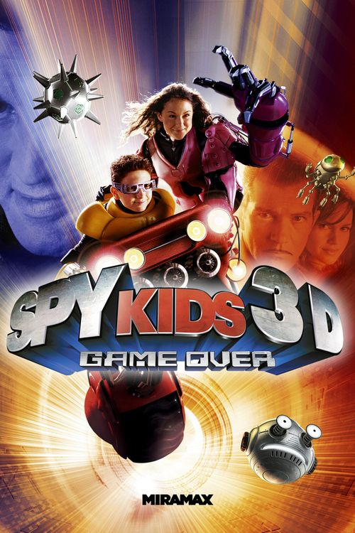 Watch Spy Kids 3-D: Game Over 2003 Full Movie Online Free