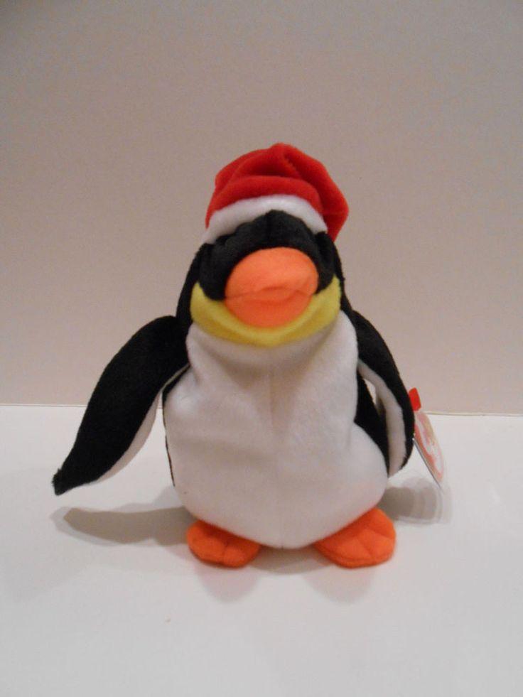 Zero the Penguin - Ty Original Beanie Baby  #Ty #04207